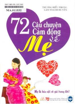 72 cau chuyen cam dong ve me